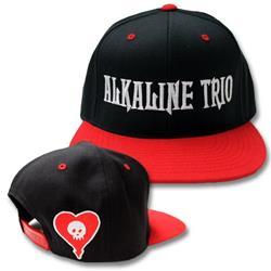 Logo Black/Red Snapback
