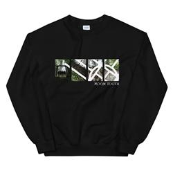Moon Tooth Moon Tooth Black Crewneck