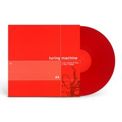 A New Machine For Living  Trans Red