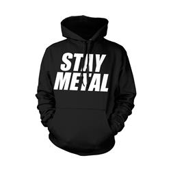 Stay Metal Black