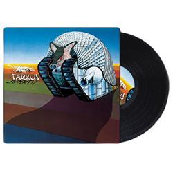 Tarkus Black Gatefold LP