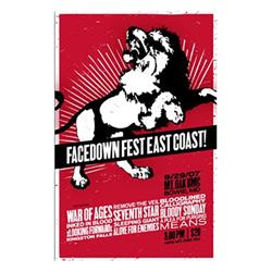 Facedown Fest East Coast (Lion)