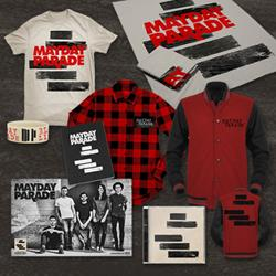 Mayday Parade - Black Lines - Bundle 07