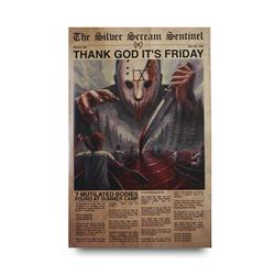 Thank God It's Friday  11X17