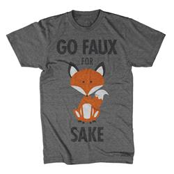 Go Faux For Fox Sake Heather Forest