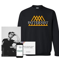 PATTERNIST LOGO CREWNECK