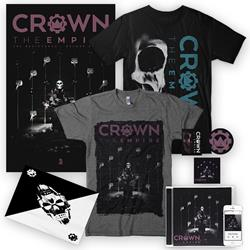 Crown The Empire - The Resistance: Deluxe Edition - Mega Bundle