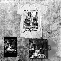 Old World Harm LP + T-Shirt + Poster