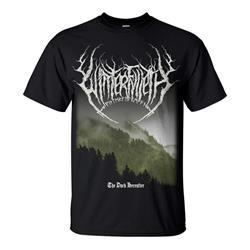 The Dark Hereafter Album Cover Black
