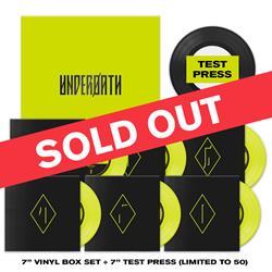 Erase Me 7in Vinyl Box Set + Test Press