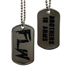 Brothers In Arms  Dog Tags
