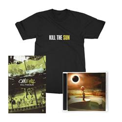 Kill The Sun CD + T-Shirt