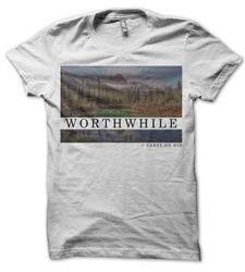 Worthwhile - Nature White T-Shirt