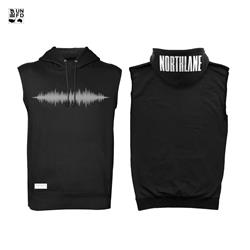 Waveform Black Sleeveless