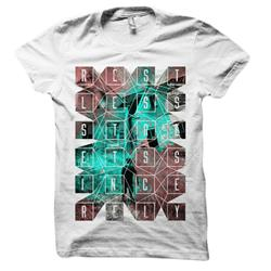 Hollywood Squares White T-Shirt