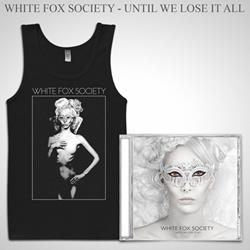 White Fox Society - CD + Tank Top Bundle