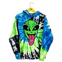 Alien Trip Swirl Custom Dye