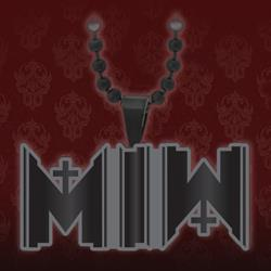 MIW Emblem Necklace