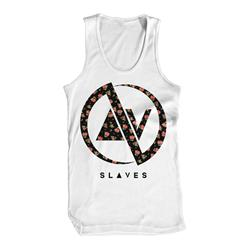 *Limited Stock* Floral White Tank Top