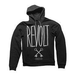 Revolt Black Hooded