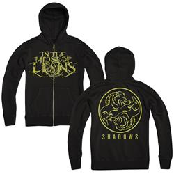 Shadows Lions Black Zip-Up Sale! Final Print!