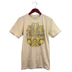 Flowers Cream T-Shirt
