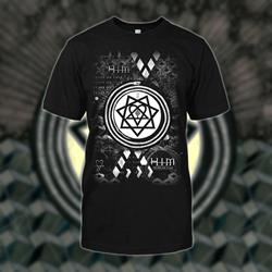 Snake Tears Black T-Shirt