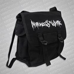 Logo Black Military Bag