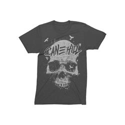 Crows Of Death Charcoal Heather Grey
