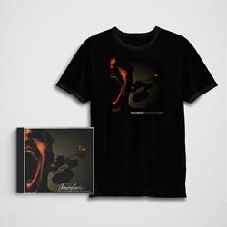 My Body In Bloom CD + Album Art Tee