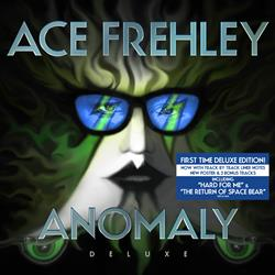ACE FREHLEY – ANOMALY DELUXE DIGI-PAK CD