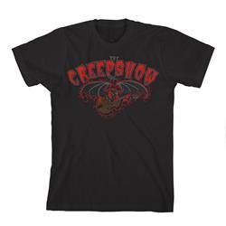 Bass Bat Black T-Shirt