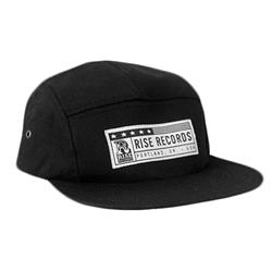 Rise Records - 5 Panel Cap
