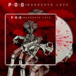 Murdered Love - Clear/Red Splatter LP