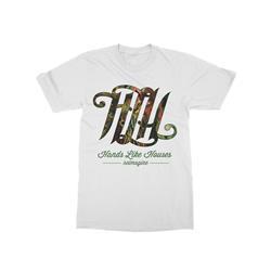 Monogram White T-Shirt