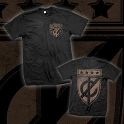 Badge Black