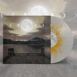 Origin Clear with Gold Splatter Vinyl LP
