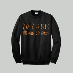 Symbols Black Crewneck Small