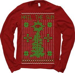 Tree Holiday Sweater