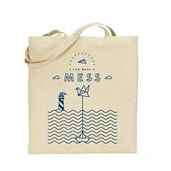 I Can Make A Mess Tote Bag