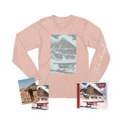 The Skeptic CD/Longsleeve + Autographed Postcard Pack