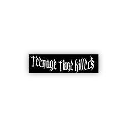 Teenage Time Killers Sticker 4