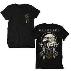 Eagle Black T-Shirt