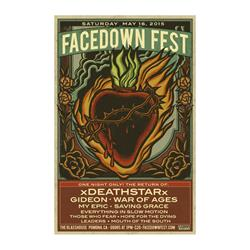 Facedown Fest 15 Tour