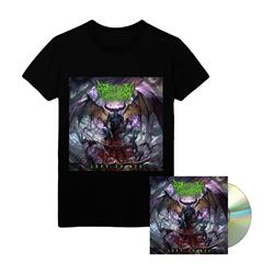 Left To Die CD + Album T-Shirt