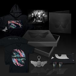 Gravity Deluxe CD Boxset/T-shirt/Pullover