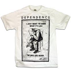 Love Life White T-Shirt