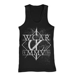 Numerals Black Tank Top