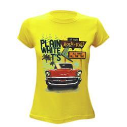 Rock N Roll Yellow