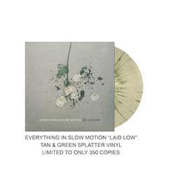 Laid Low Tan & Green Splatter LP/Digital